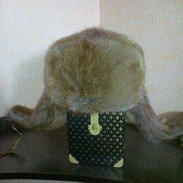 Головные уборы - Ондатровая шапка , 0