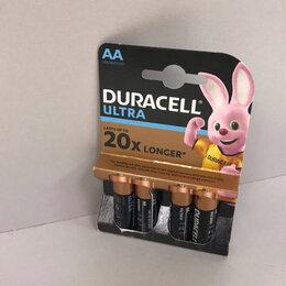 Батарейки - Батарейки Duracell 4шт, 0