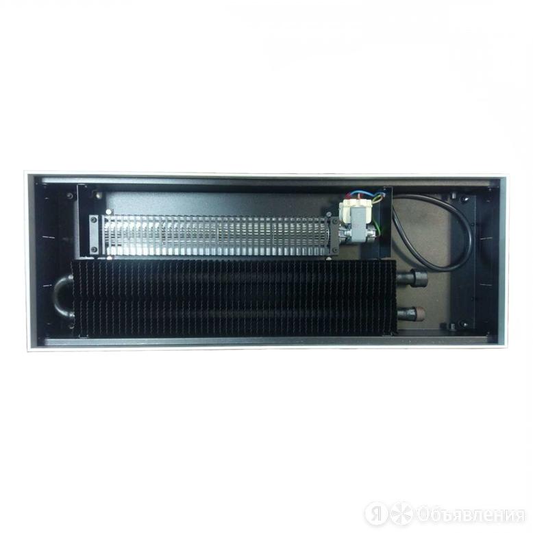 Встраиваемый конвектор Helios Vent 340x190x1200 по цене 29710₽ - Встраиваемые конвекторы и решетки, фото 0