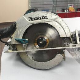 Пилы, ножовки, лобзики - Дисковая пила makita HS7601, 0