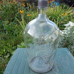 Бутылки - Бутыль для вина 4,5 литра , 0