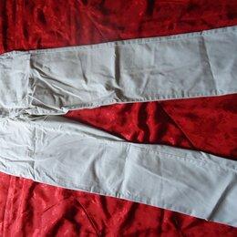 Брюки - Штаны брюки чиносы DKNY (Donna Karan New York) 33-32 оригинал из Америки L, 0
