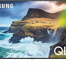 Телевизоры - Телевизор qled samsung qe55q70rau, 0