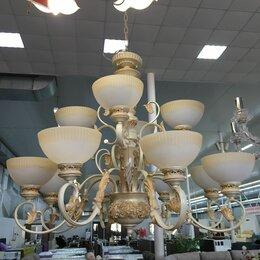 Люстры и потолочные светильники - Люстра подвесная большая , 0