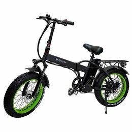 Велосипеды - Электрофэтбайк Syccyba H1 Pro, 0