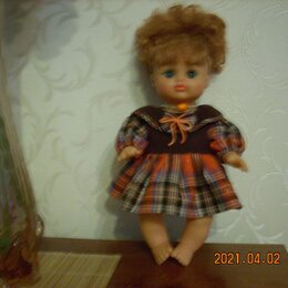 Куклы и пупсы - Говорящая куколка., 0