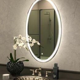 Дизайн, изготовление и реставрация товаров - Зеркало LED ЭММИ Флокс 500*800мм, 0