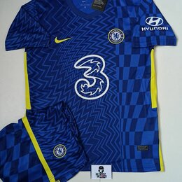 Форма - Футбольная форма Челси Chelsea 2021/2022, 0