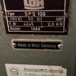 Шлифовальные станки - LOH SPS 100 отико шлифовальный станок, 0