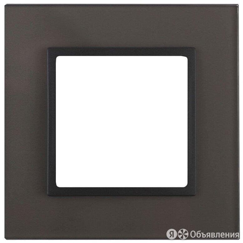 Рамка 1-постовая ЭРА Elegance 14-5101-32 Б0034486 по цене 1021₽ - Электроустановочные изделия, фото 0