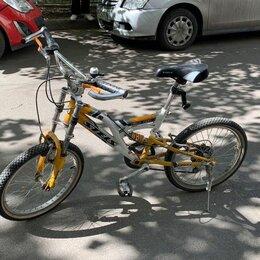 Велосипеды - Велосипед stels детский/подростковый, 0