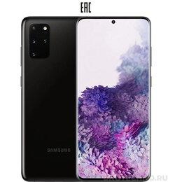Мобильные телефоны - Смартфон Samsung Galaxy S20+ 128 гб черный , 0