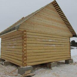 Готовые строения - Сруб бани 6х6 из бревна, 0