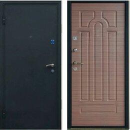 Входные двери - Дверь металлическая Порошковое напыление+МДФ , 0