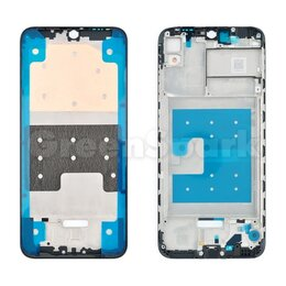 Корпусные детали - Рамка дисплея для Huawei Honor 8A (черный), 0