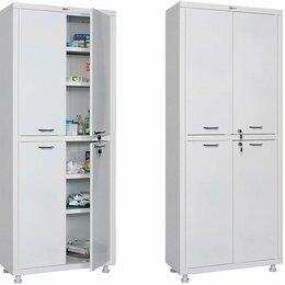 Оборудование и мебель для медучреждений - Шкаф медицинский hilfe мд 2 1670/ss, 0