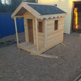 Дизайн, изготовление и реставрация товаров - Игровой детский домик , 0