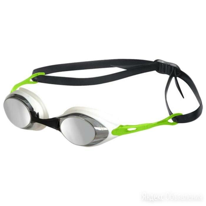 Очки для плавания ARENA Cobra Mirror, зеркальные цветные линзы, сменная перен... по цене 4799₽ - Другое, фото 0
