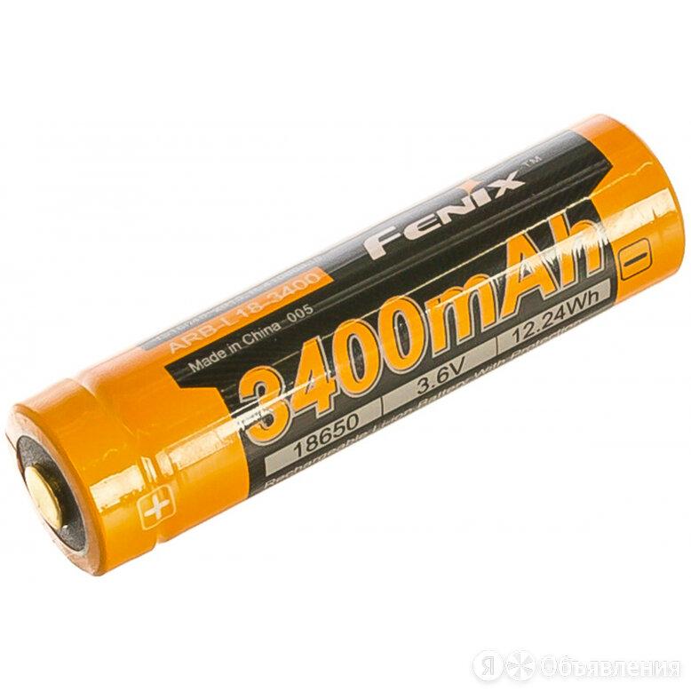 Аккумулятор Fenix 18650 по цене 1840₽ - Батарейки, фото 0