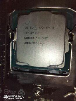 Процессоры (CPU) - Cpu intel Core i5 10400F, 0