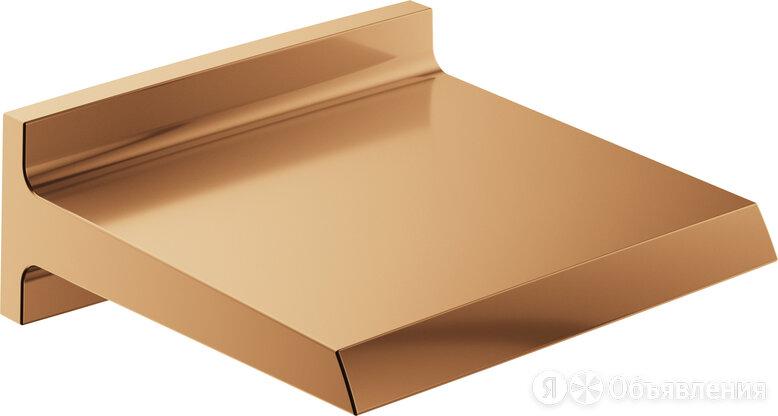 Излив Keuco 59982030000 для душа, бронза шлифованная по цене 64950₽ - Комплектующие, фото 0
