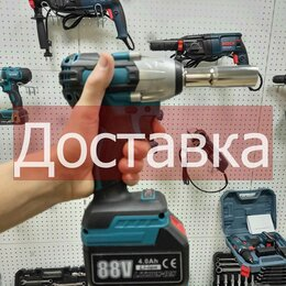 Гайковерты - Аккумуляторный Гайковерт Makita, 0