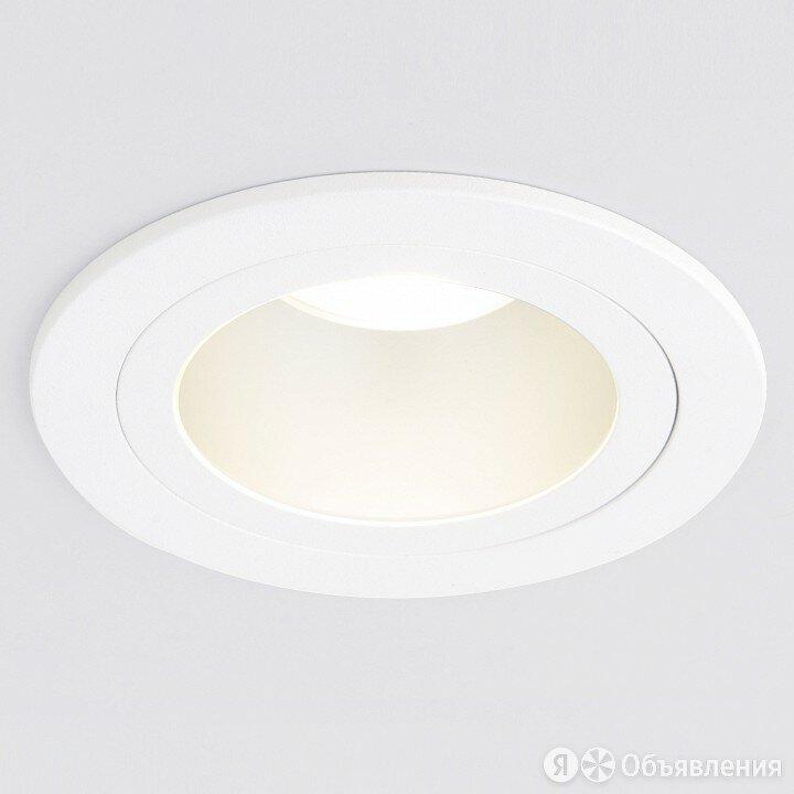 Встраиваемый светильник Elektrostandard 122 a053353 по цене 879₽ - Встраиваемые светильники, фото 0