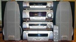 Музыкальные центры,  магнитофоны, магнитолы - Музыкальный центр Technics CH-EH 570, 0
