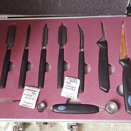 Наборы посуды для готовки - Новые ножи кухонные, для карвинга., 0