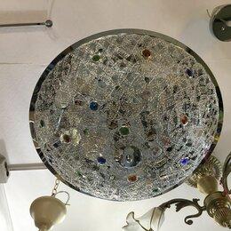 Люстры и потолочные светильники - Люстра потолочная ажурная с LED подсветкой, 0