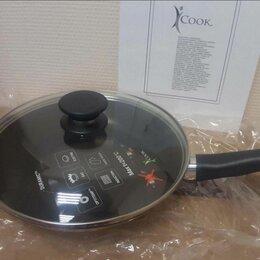 Сковороды и сотейники - Сковорода iCook Amway 25 см. абсолютно новая, 0