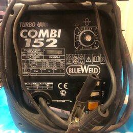 Сварочные аппараты - Сварочный аппарат blueweld combi 152 turbo, 0