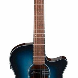 Акустические и классические гитары - IBANEZ AEG50-IBH, 0