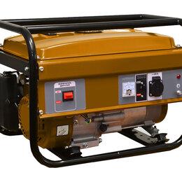 Электрогенераторы и станции - Генератор бензиновый Zautech 2.8 кВт, 0