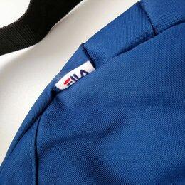 Дорожные и спортивные сумки - Сумка поясная FILA , 0