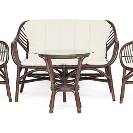 Столы - Комплект из ротанга Sonoma (Сонома), 0