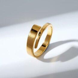 """Аксессуары и комплектующие - Кольцо """"Течение"""" уплотнение, цвет золото, безразмерное, 0"""
