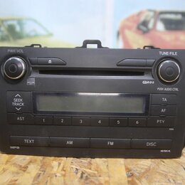 Автоэлектроника и комплектующие - Магнитола штат Тойота Королла E150, 0