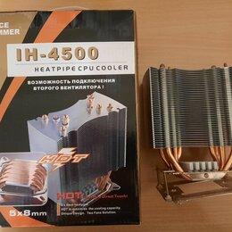 Кулеры и системы охлаждения - Кулер для CPU IceHammer-4500 на 5 медных трубок, 0
