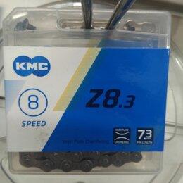 Цепи - Цепь KMC 8.3 6/7/8 скоростей с замком, 0