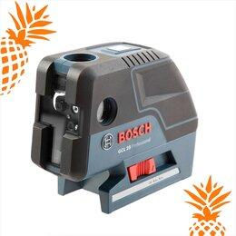 Измерительные инструменты и приборы - Лазерный уровень BOSCH GCL 25 Professional , 0