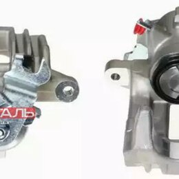 Тормозная система  - BUDWEG 342958 Суппорт тормозной задн лев Audi A6 C5 1997-05 / VW Passat B5 19..., 0