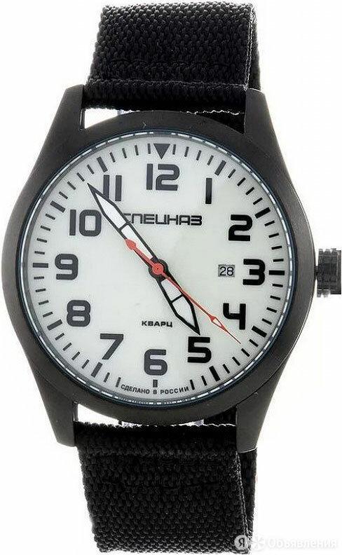 Наручные часы Спецназ C2864316-2115-09 по цене 4400₽ - Наручные часы, фото 0