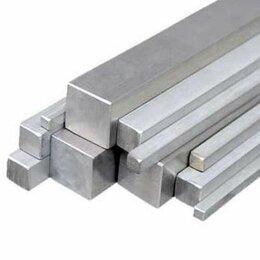 Металлопрокат - Горячекатаный квадрат 40ГР ГОСТ 2591-2006, 0