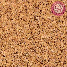 Пробковый пол - Пробка, лист 10*10 см, толщина 5 мм, 1 шт., 0