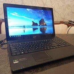 Ноутбуки - Мощный 4-ядерный ноутбук с SSD, 0