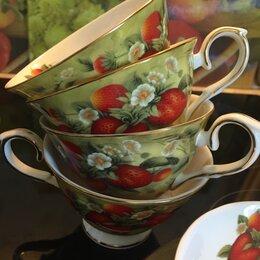 Кружки, блюдца и пары - Чайный набор чашек, 0
