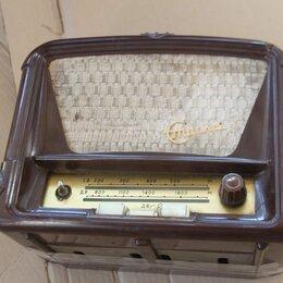 Радиоприемники - Радиоприемник стрела 50-60 годов, 0