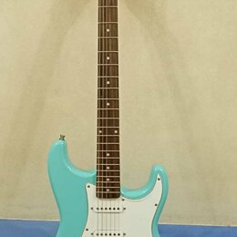 Электрогитары и бас-гитары - Идеальная Первая Гитара Stratocaster. Доставка по РФ., 0