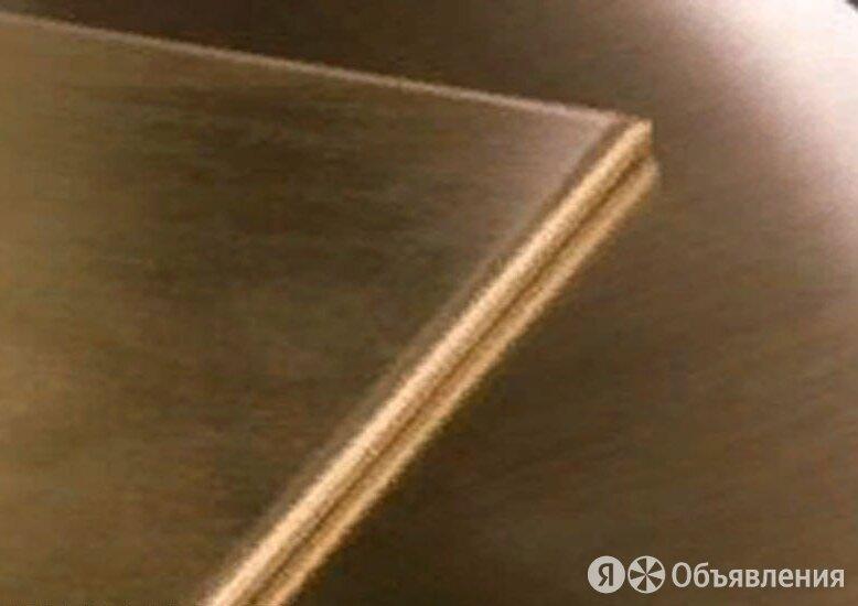 Плита бронзовая 8х600х1500 мм БрХ по цене 808₽ - Металлопрокат, фото 0